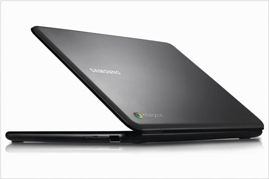 Google Chromebooks - первые модели