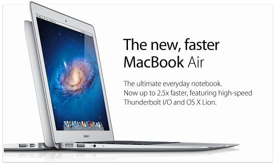 Новый Apple MacBook Air
