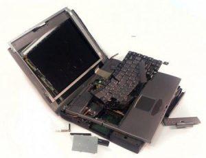 Восстановление ноутбука до заводских настроек