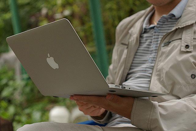 Тест Apple MacBook Air