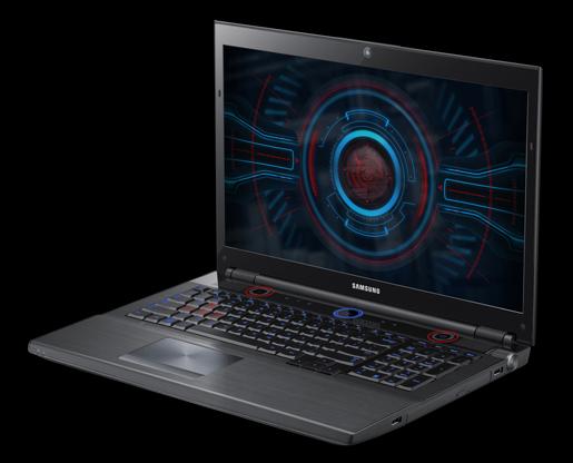 Игровые ноутбуки Samsung 7 серии Gamer