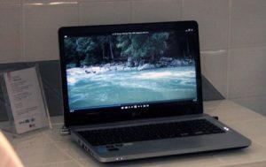 LG готовит к выходу лэптоп A540 с 3D-экраном без очков